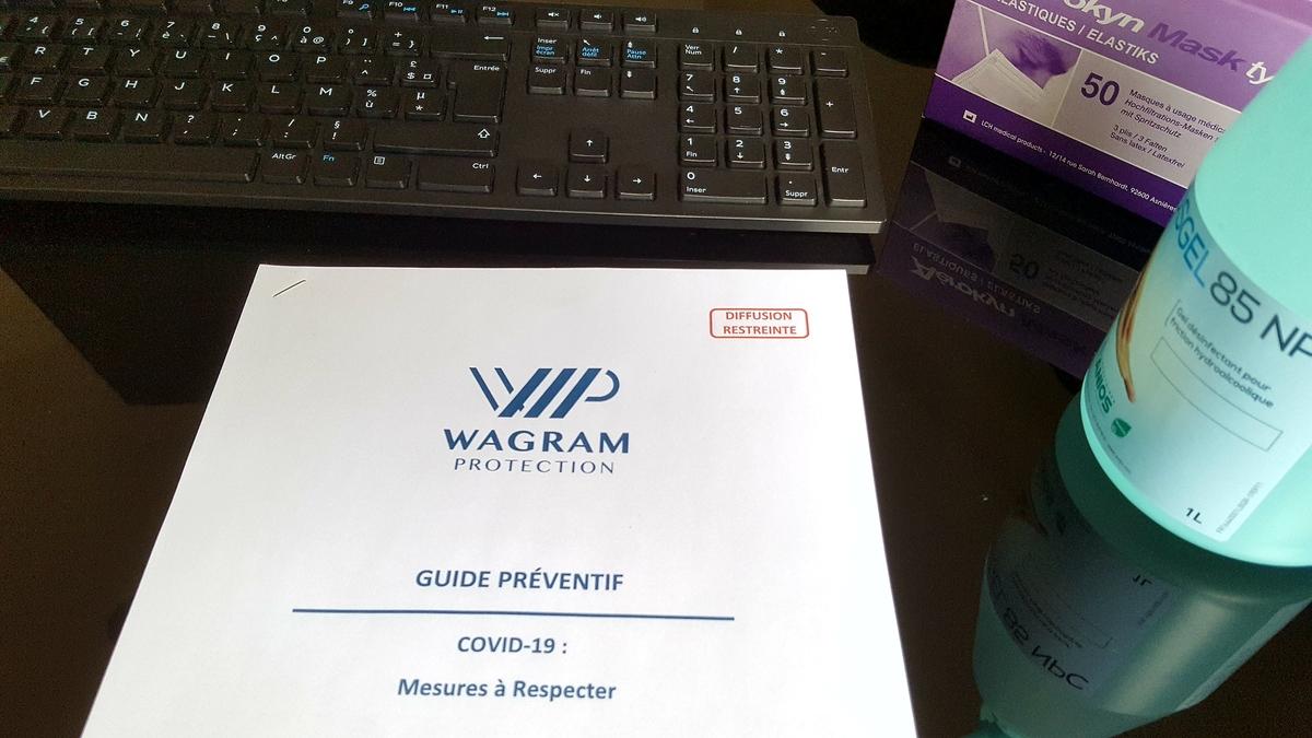 Wagram Protection-Guide Préventif COVID 19